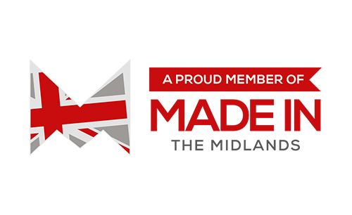 A proud member of made in the midlands